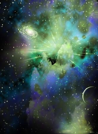 starfield: Space Stock Photo