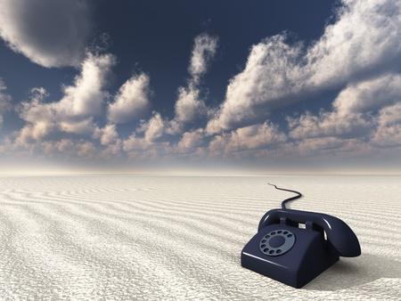 communicate  isolated: Black Phone