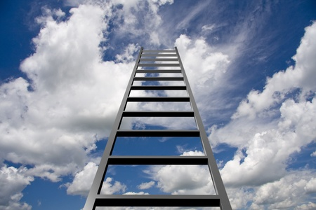 ladder to sky photo