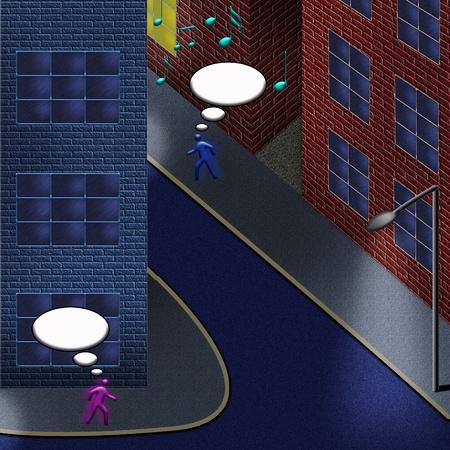 sidewalk talk: City Stroll
