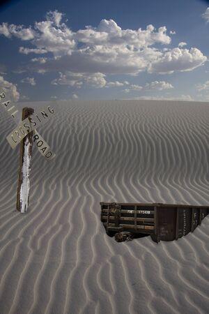 Buried Rail photo