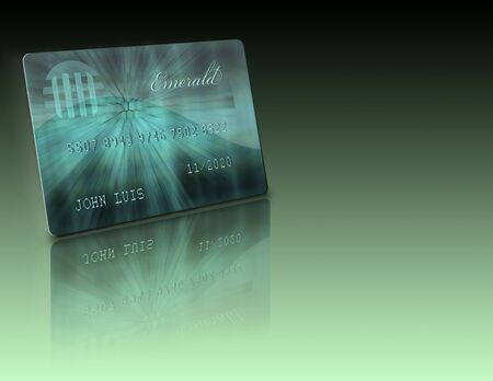 Credit Card Not an Actual Credit Card
