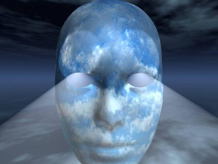 subconscious: Surreal Face