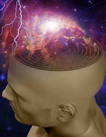 mental confusion: Mind Maze