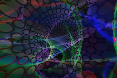 trance: psychedelic background