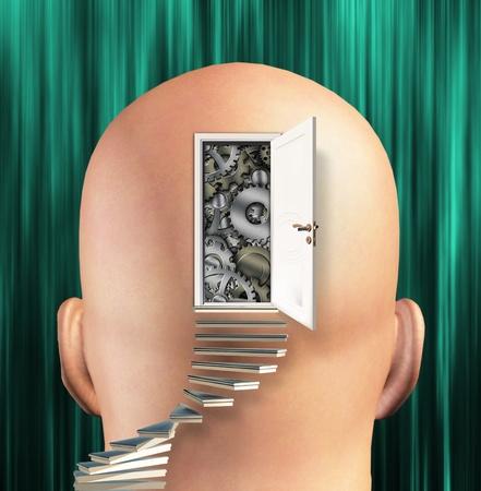 cognicion: Puerta se abre a los engranajes de la mente