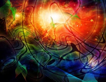 concept magical universe: Resumen y del Espacio