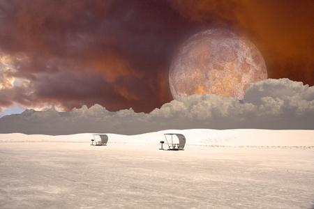 이상한 풍경