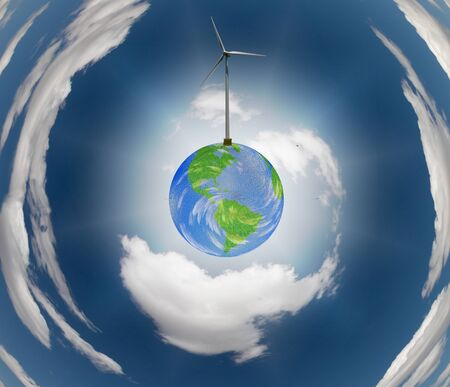 electric utility: Wind Power