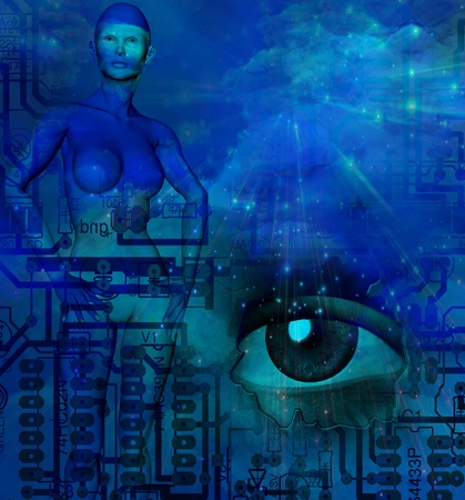 cybernetics: Future Seer