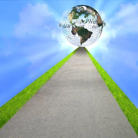world wide: WWW