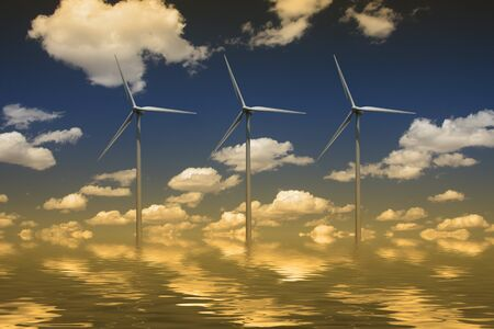 electric grid: Wind Power