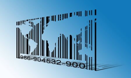 World  Barcode photo