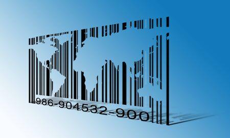 World  Barcode photo