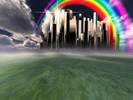 Heavenly City photo