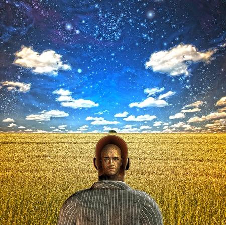 mente humana: hombre interior