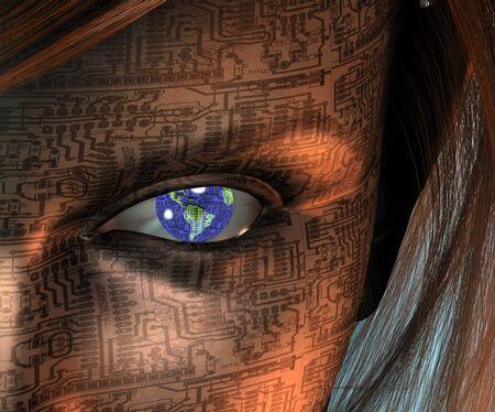 world wide web: machine human