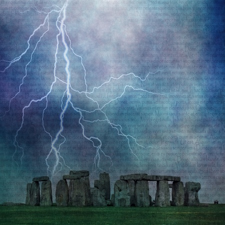 Stonehenge Stock Photo - 12942162