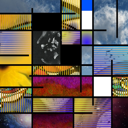 Mondern Art based Abstract Stock Photo - 13109711