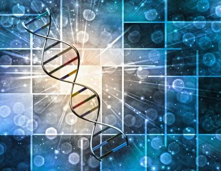 DNA Stock Photo - 13109295