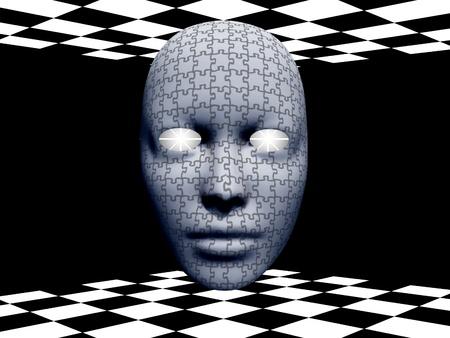 パズル マスク