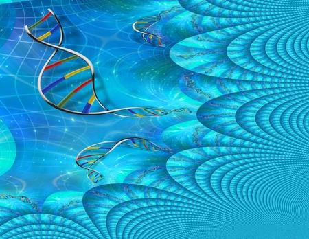 DNA  Stok Fotoğraf