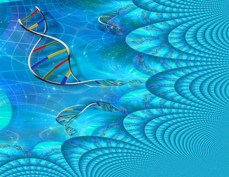 DNA  Banque d'images