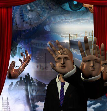 illusionist: The Magician