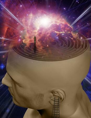mente humana: Mind Maze