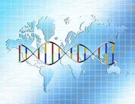 World Genetic photo
