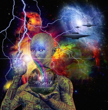 aliens: Sci Fi Scene