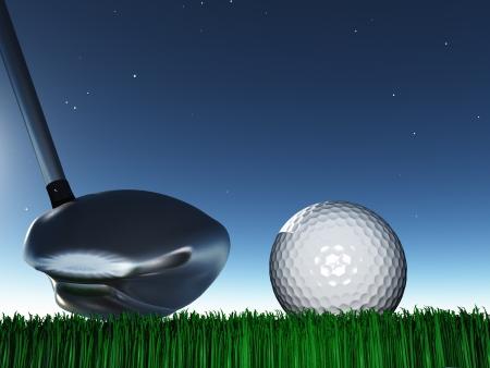 Golf Day photo