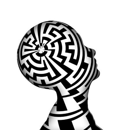 interconnected: Maze mind
