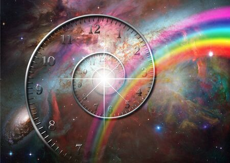 cosmology: Time space