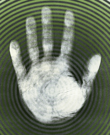 Hand Circle Design Stock Photo - 14299859
