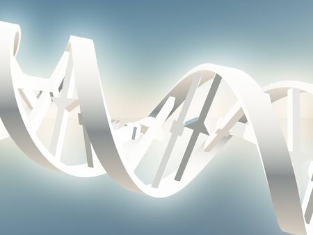 DNA Strand Stock Photo - 14480912