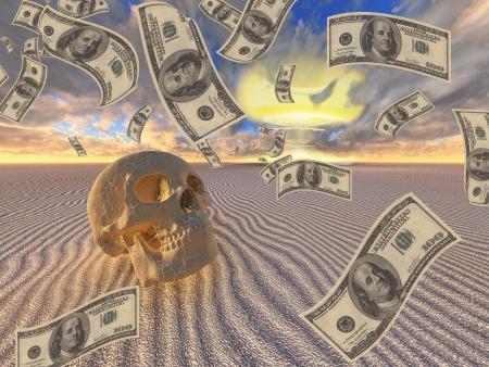 War Greed Stock Photo - 14480989