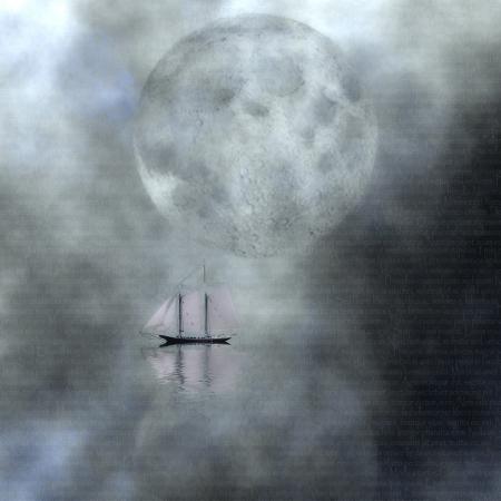 Moonlight Sail photo