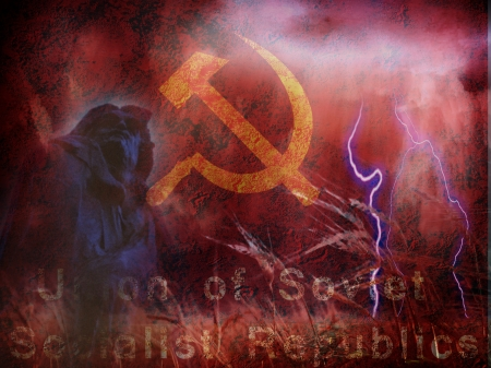 cold war: USSR Abstract