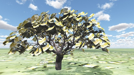 money making: Euro Trees