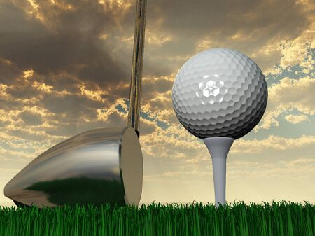 fairway: Sunset or Sunrise Golf