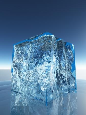 frigid: Ice Cube