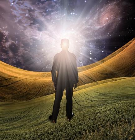 mente humana: Explosión de la imaginación