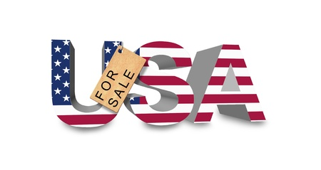 governement: USA for Sale
