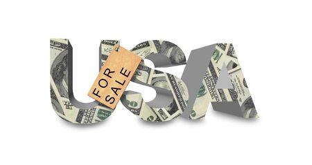 govt: USA for Sale