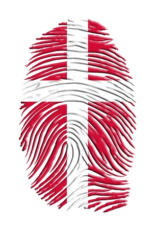 Denmark  Identity Stock Photo - 16065820