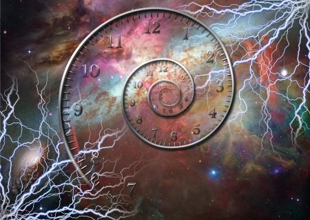 constelacion: Hora espacio