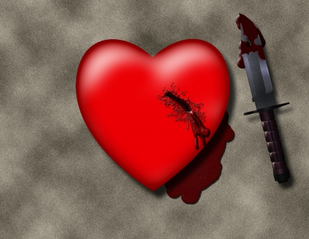 pierce: Stabbed Heart