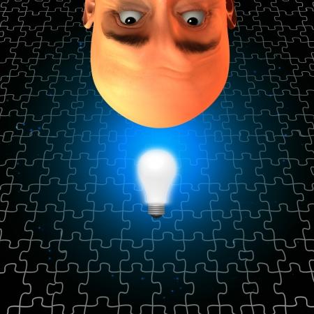 reverse: Inverted Idea Man