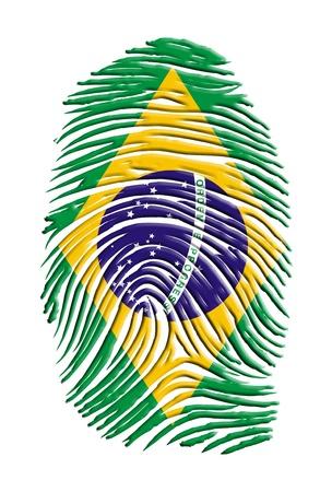 브라질의 지문